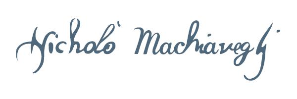 Firma Machiavelli
