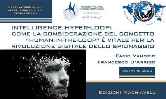 Edizioni Machiavelli - Intelligence Hyper Loop